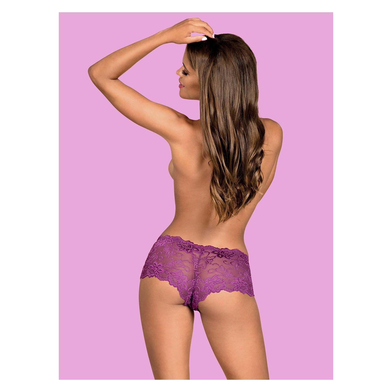 Idillia Shorties purple - 4 - Vorschaubild