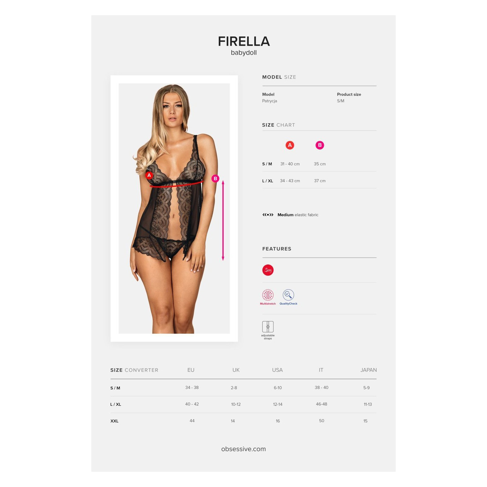 Firella Babydoll - 7 - Vorschaubild