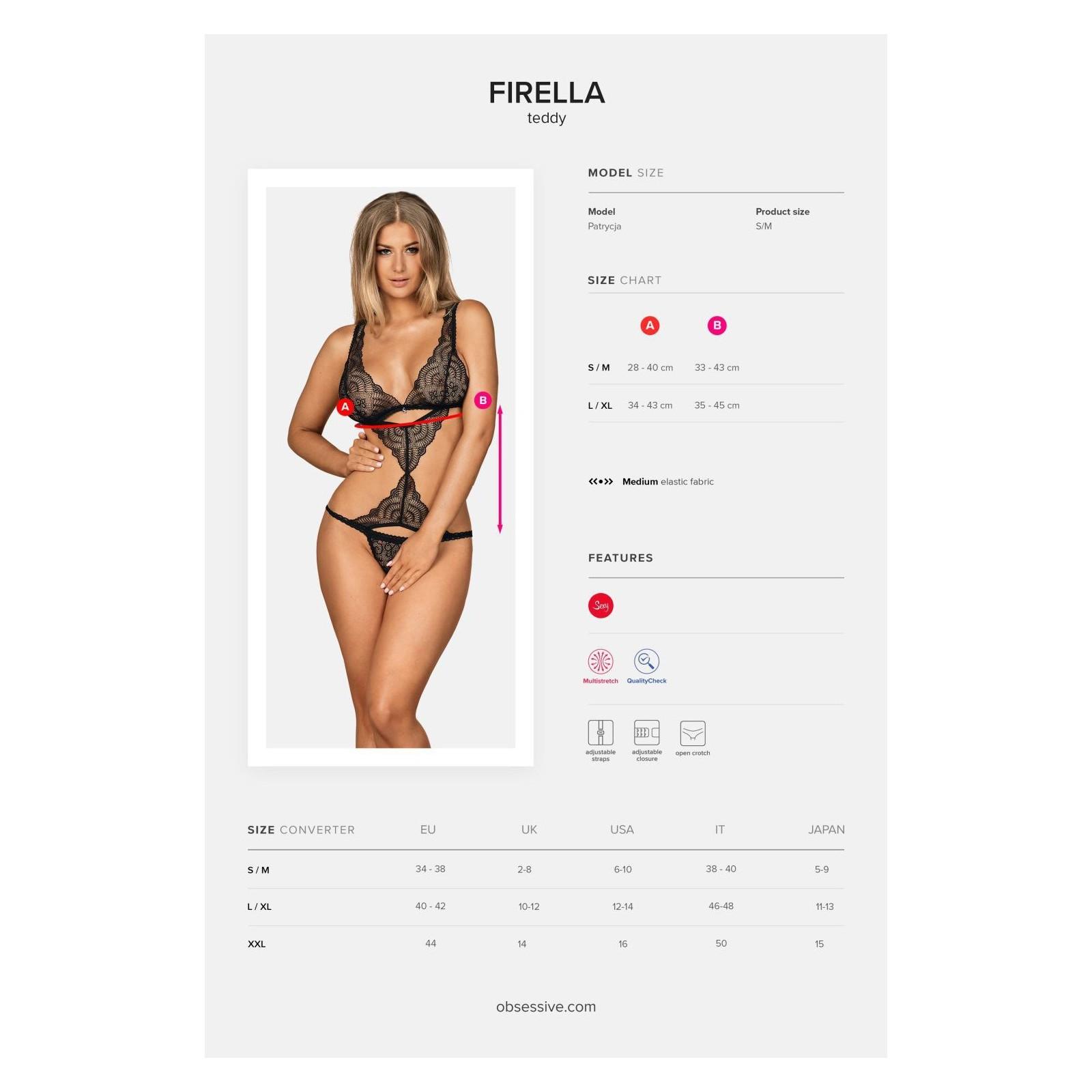 Firella Teddy - 7 - Vorschaubild