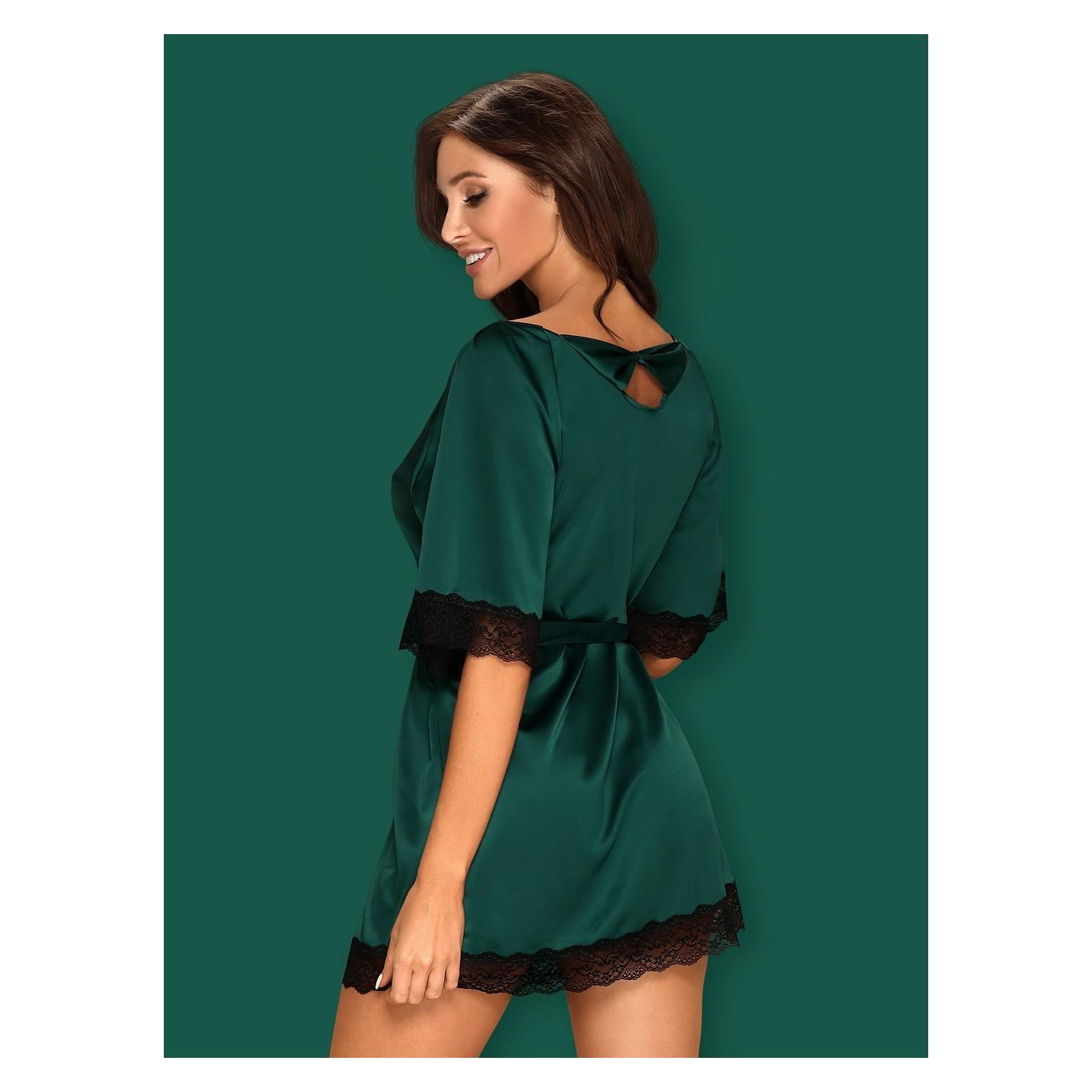 Sensuelia Robe grün - 2 - Vorschaubild