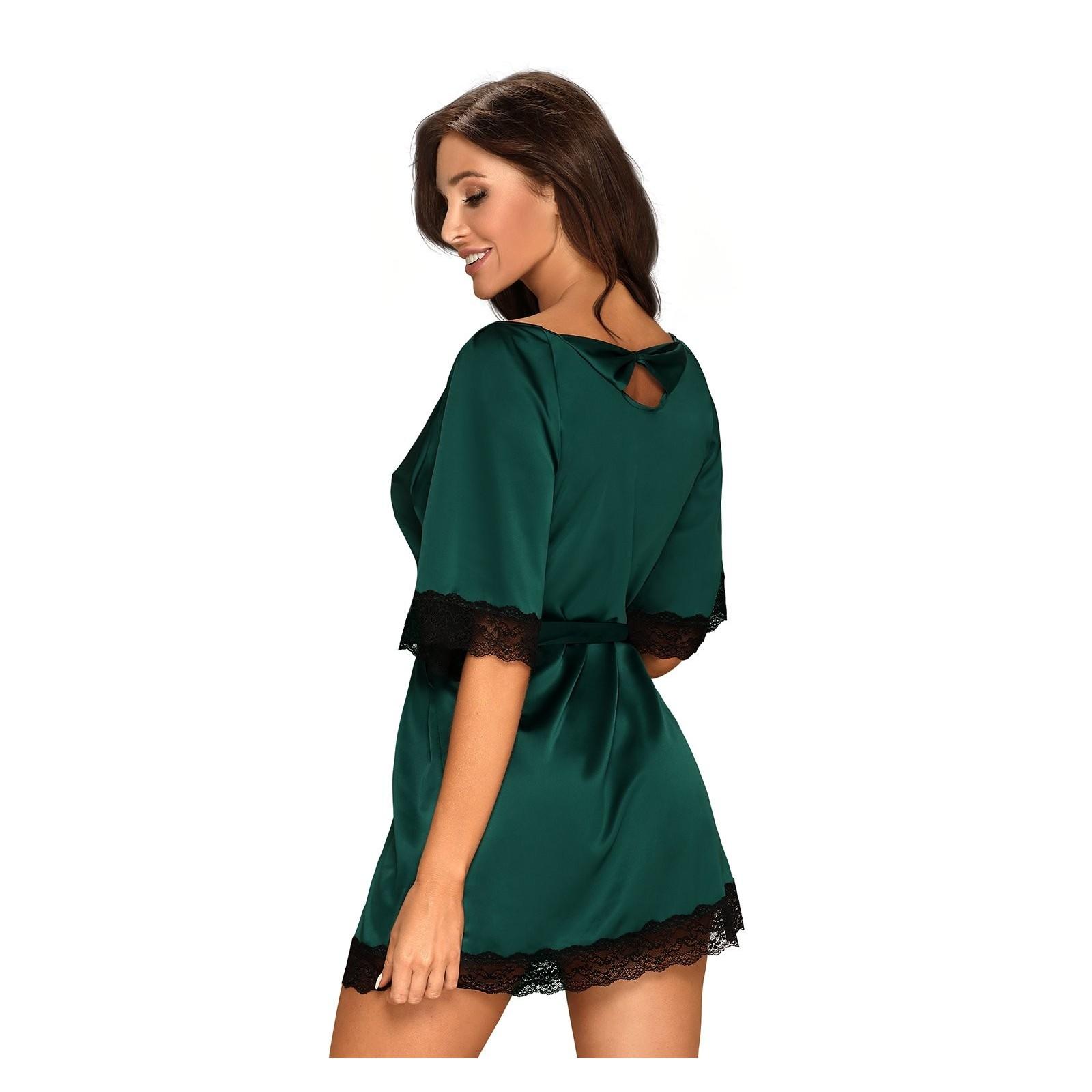 Sensuelia Robe grün - 4 - Vorschaubild