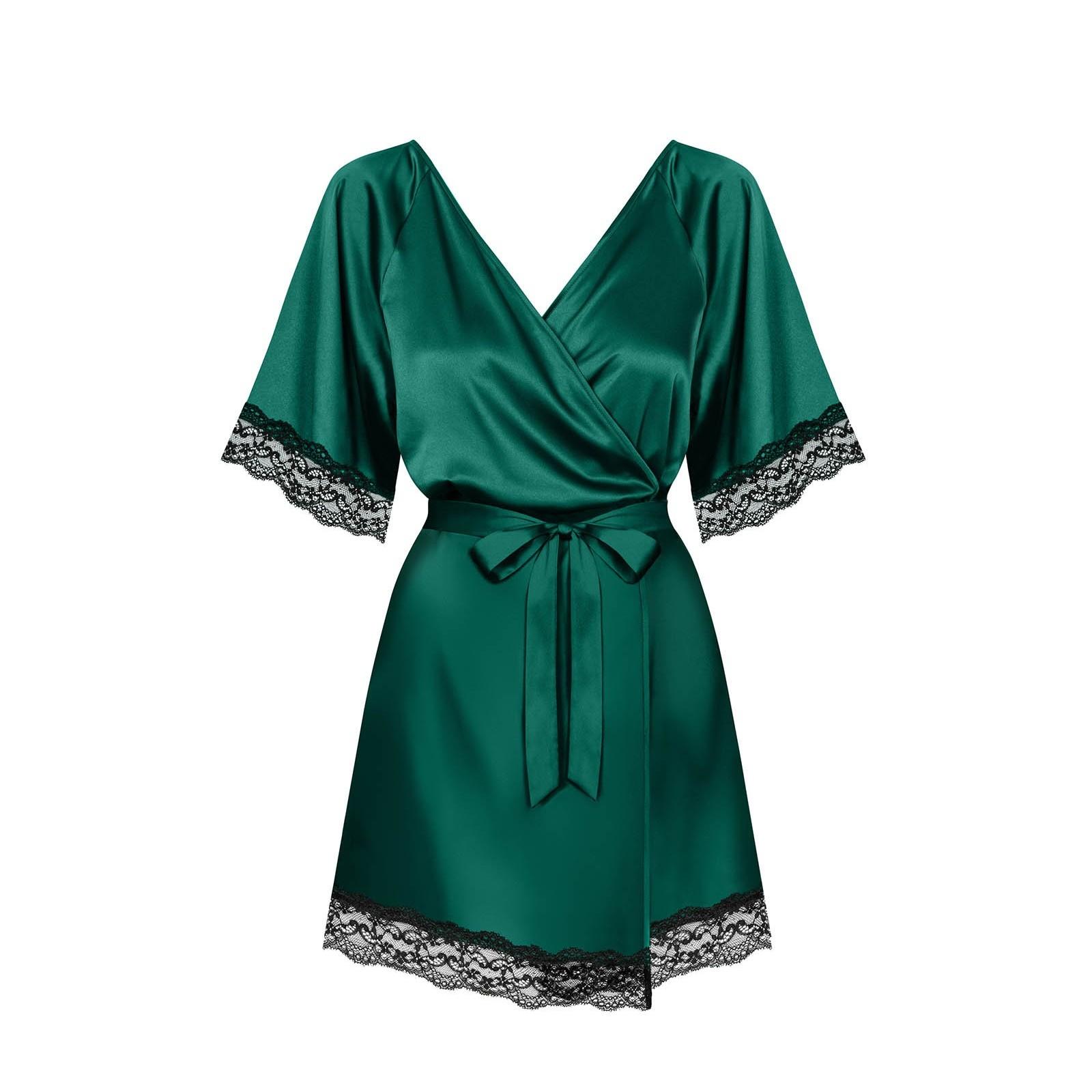 Sensuelia Robe grün - 5 - Vorschaubild