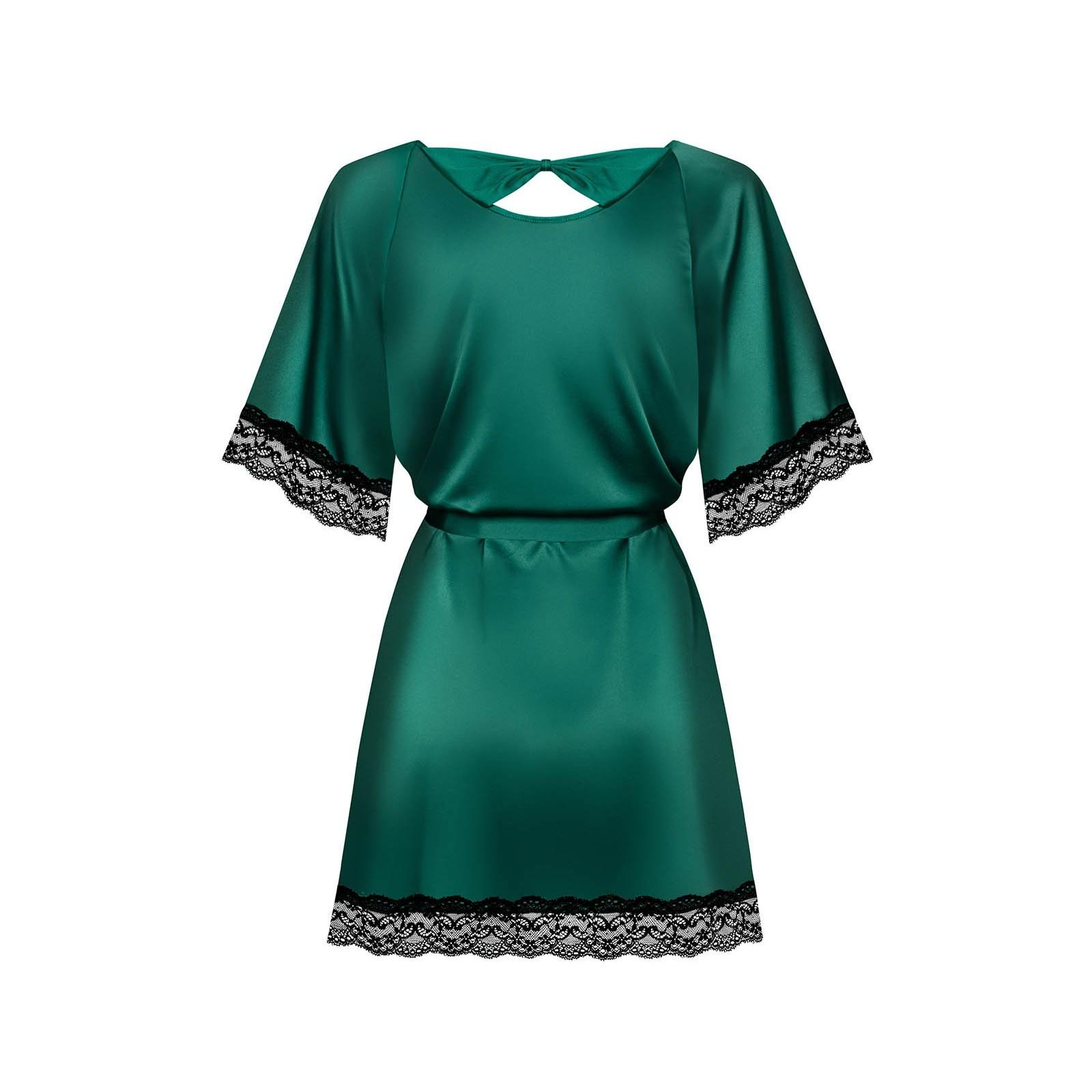 Sensuelia Robe grün - 6 - Vorschaubild