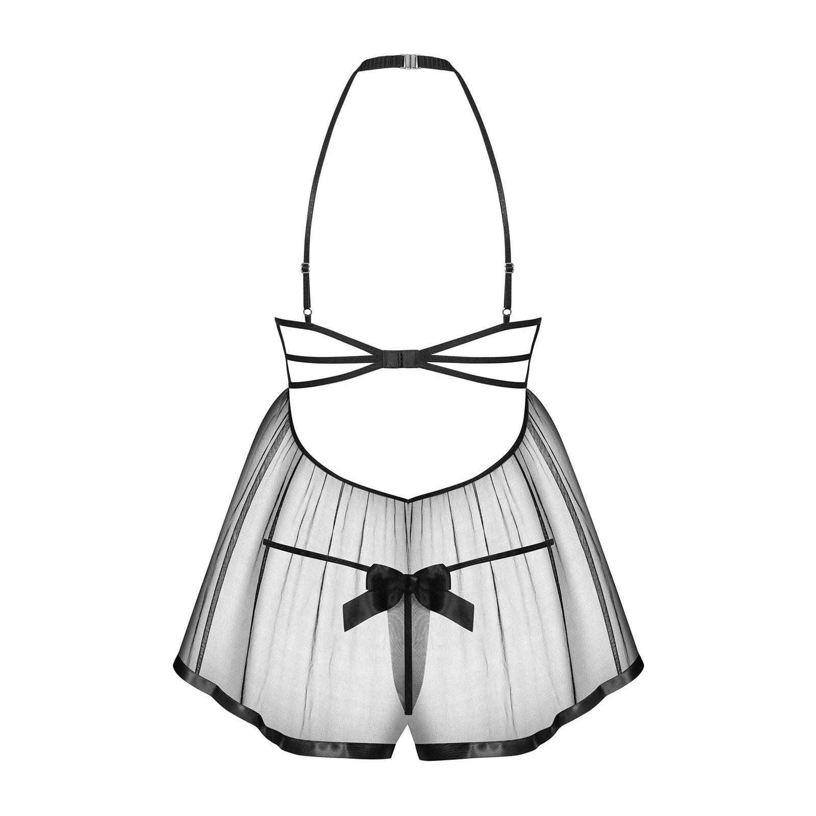 Delishya Babydoll schwarz - 6 - Vorschaubild
