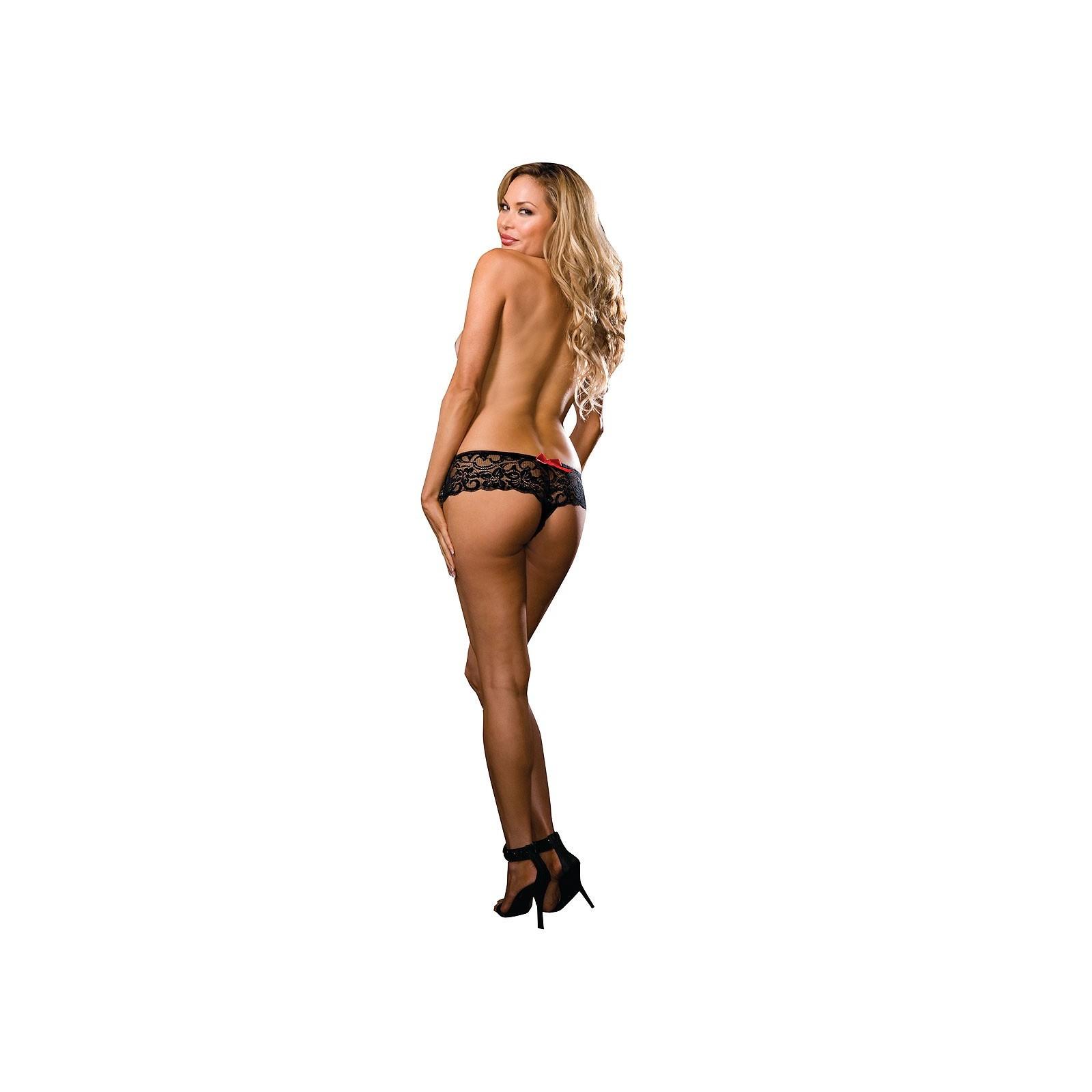 Panties DR7177 schwarz - 8 - Vorschaubild