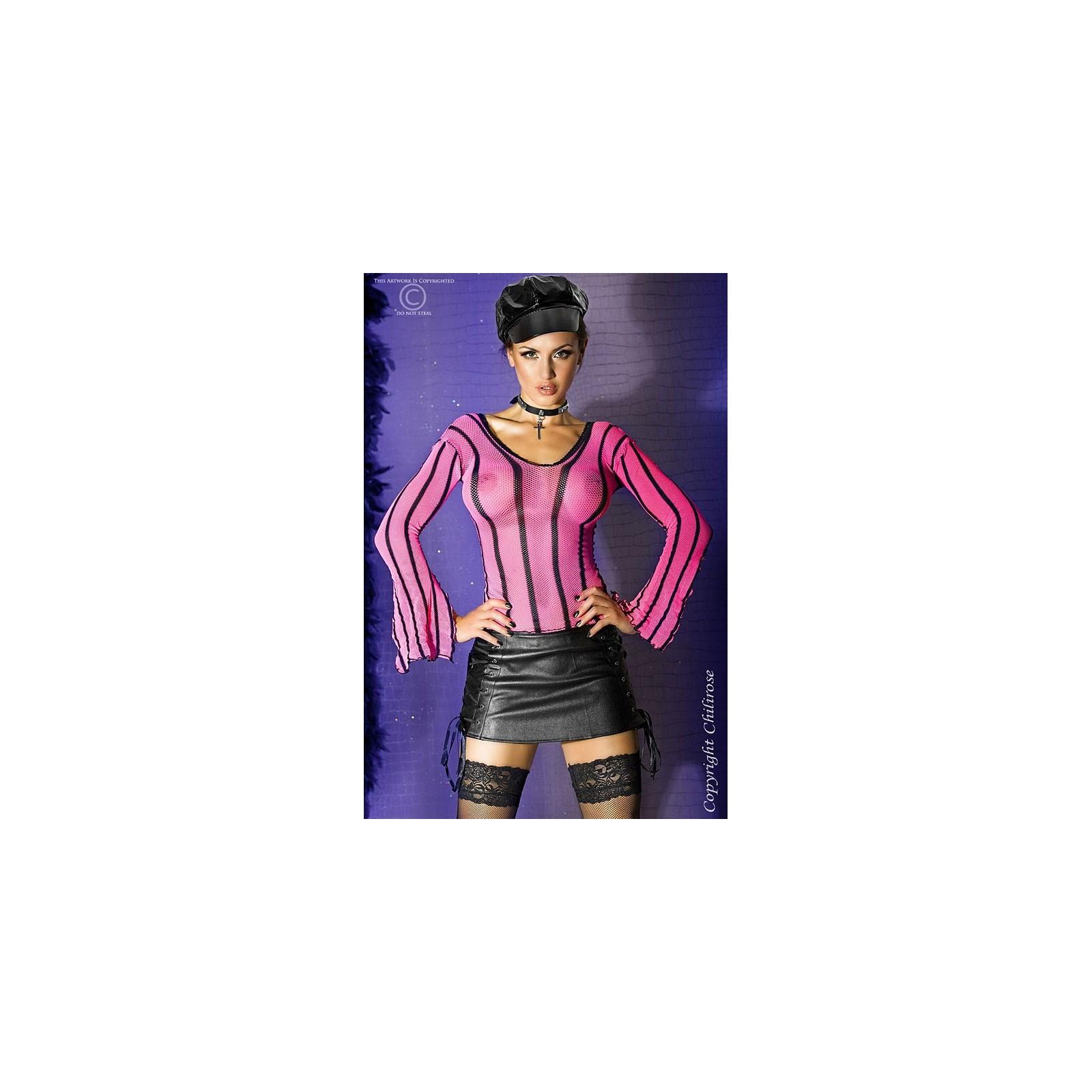 Pinkes Top CR3263 - 1 - Vorschaubild