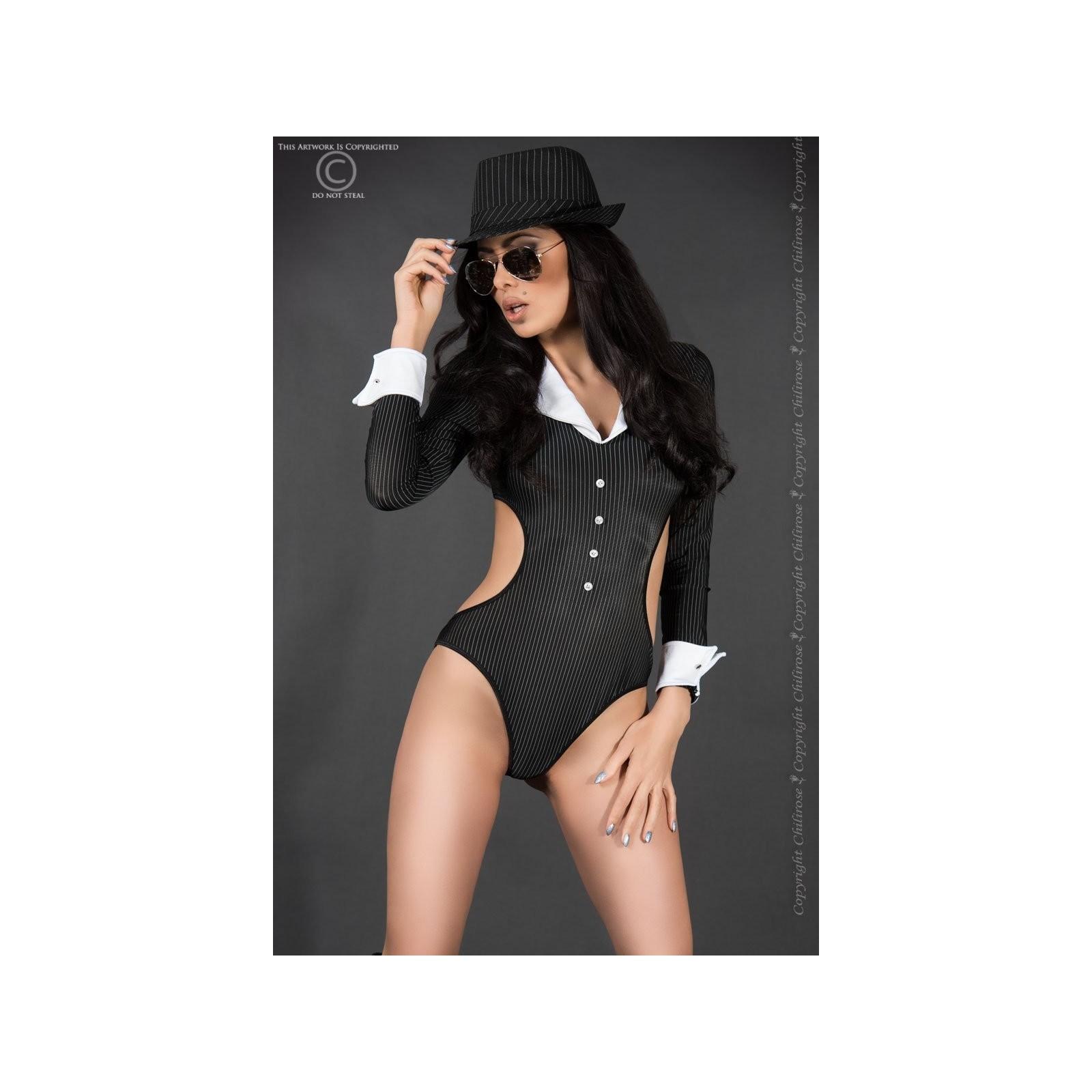 Sexy Gangster Kostüm CR3798 - 3 - Vorschaubild