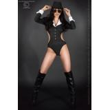 Sexy Gangster Kostüm CR3798 - 6