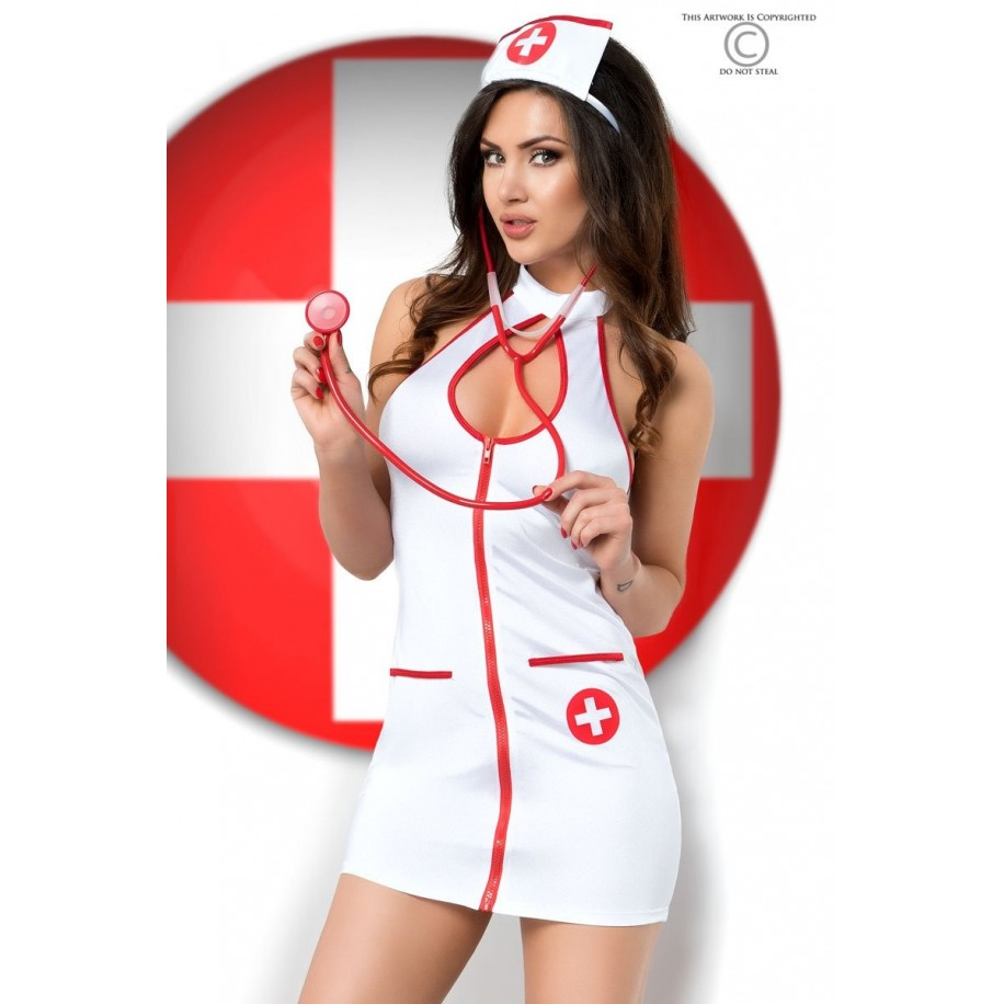 Sexy Nurse Set CR3854 - 1