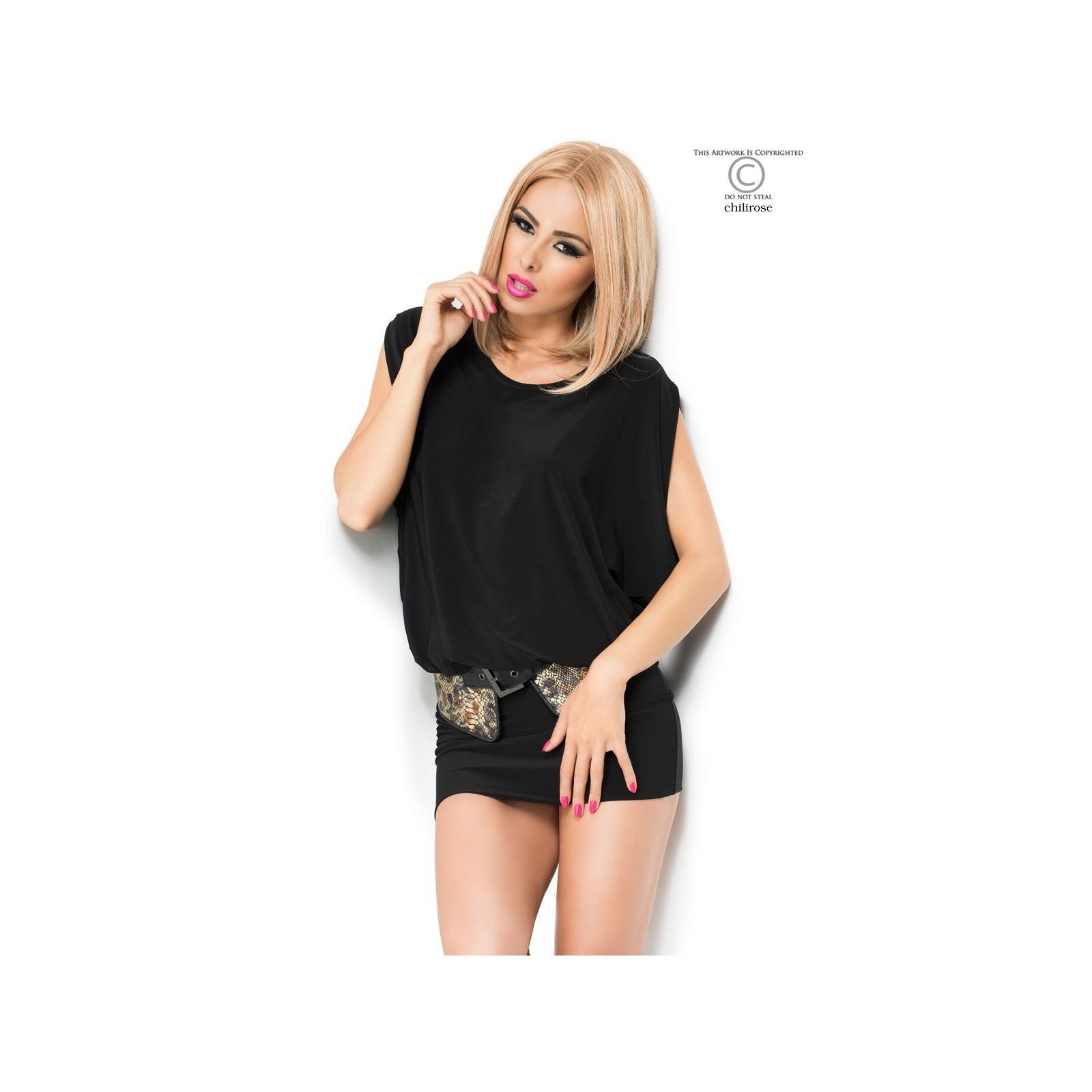 Kleid schwarz CR3887 - 1 - Vorschaubild