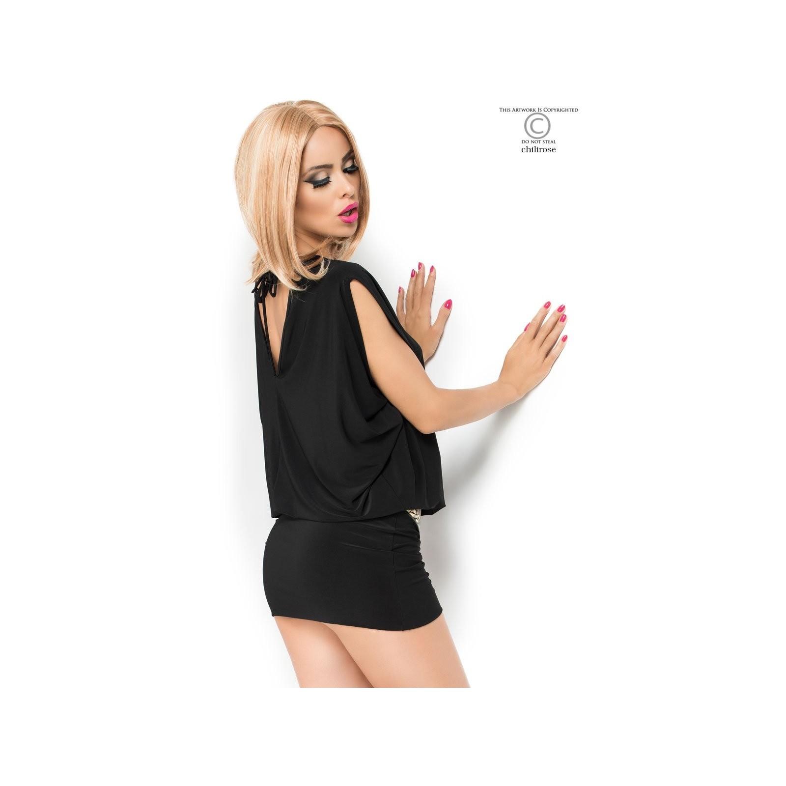 Kleid schwarz CR3887 - 2 - Vorschaubild