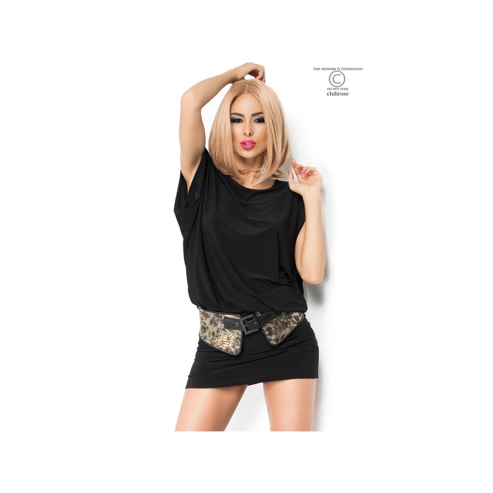 Kleid schwarz CR3887 - 3 - Vorschaubild