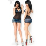Babydoll Diamond Line CR3843 - 5