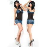 Babydoll Diamond Line CR3842 - 5