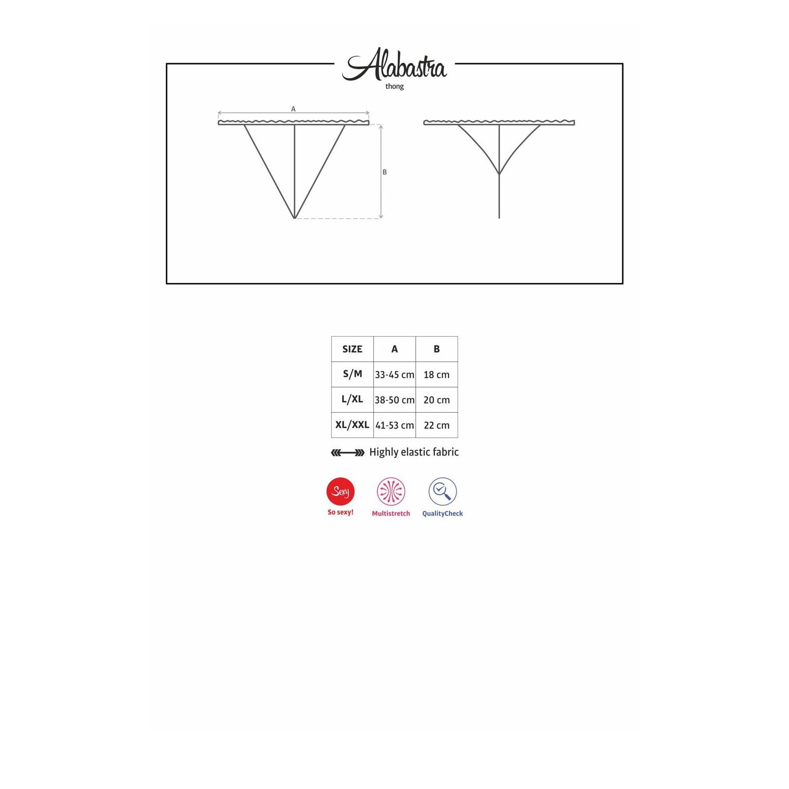 Alabastra Thong - 7 - Vorschaubild