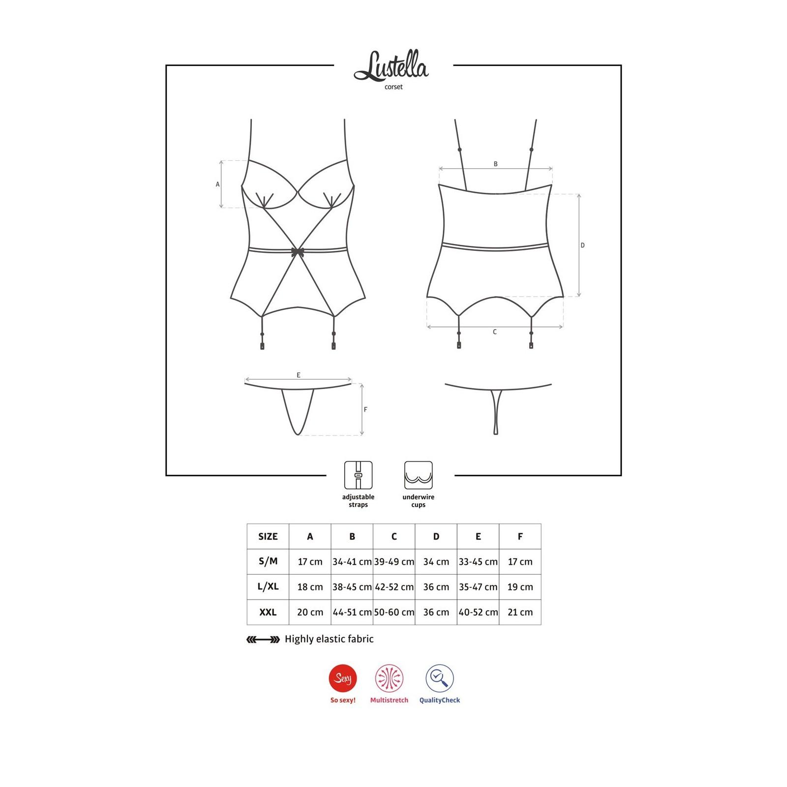 Lustella Corsage - 7 - Vorschaubild