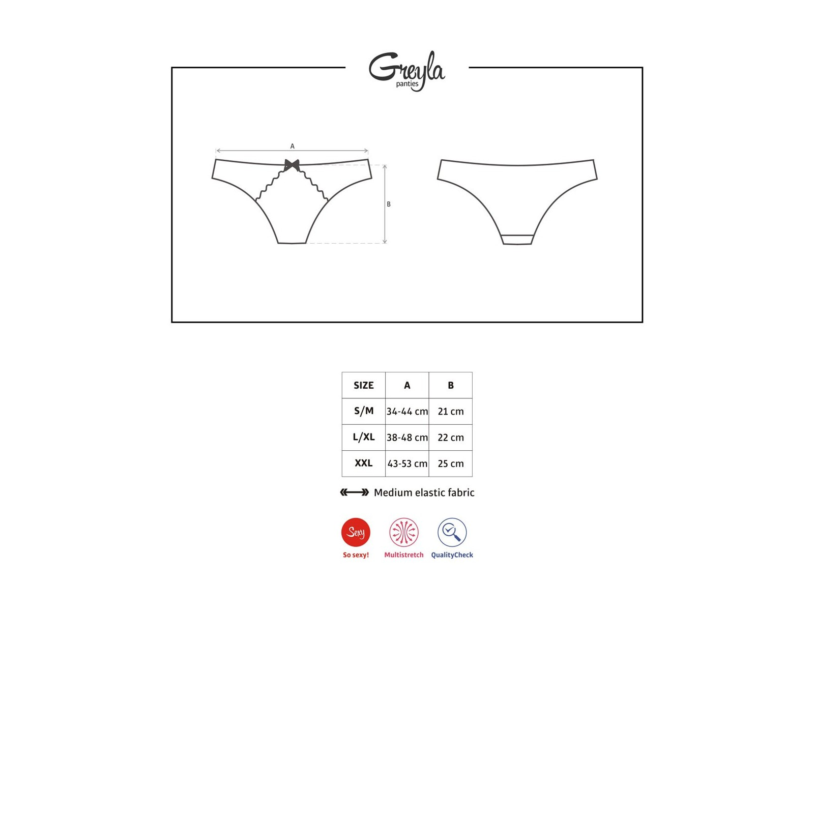 Greyla Panties - 7 - Vorschaubild