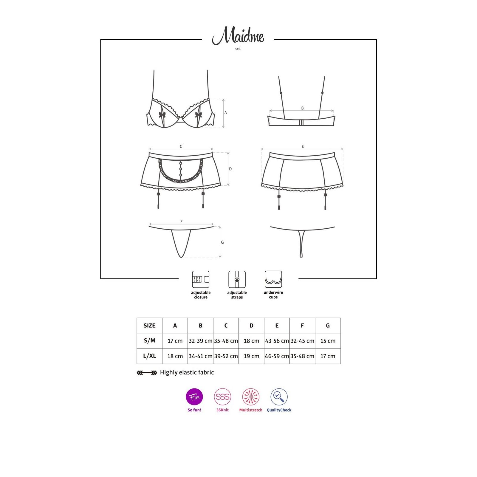 Maidme Set - 9 - Vorschaubild