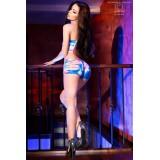 Top + Shorts CR4060 - 3 - Vorschaubild
