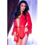 Negligee CR4084 rot - 1