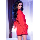 Negligee CR4084 rot - 2