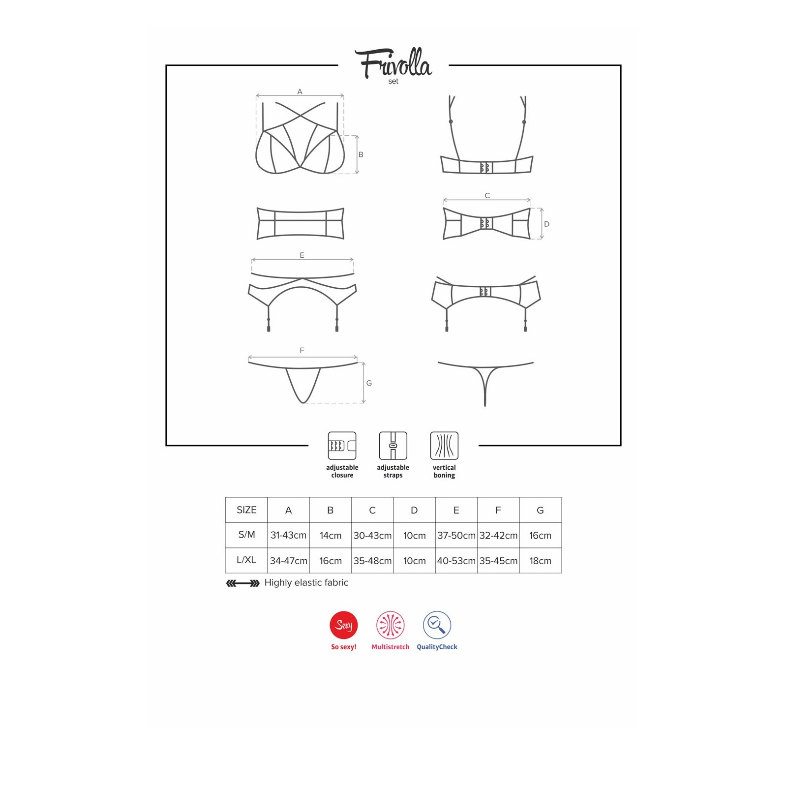 Frivolla Set - 7 - Vorschaubild