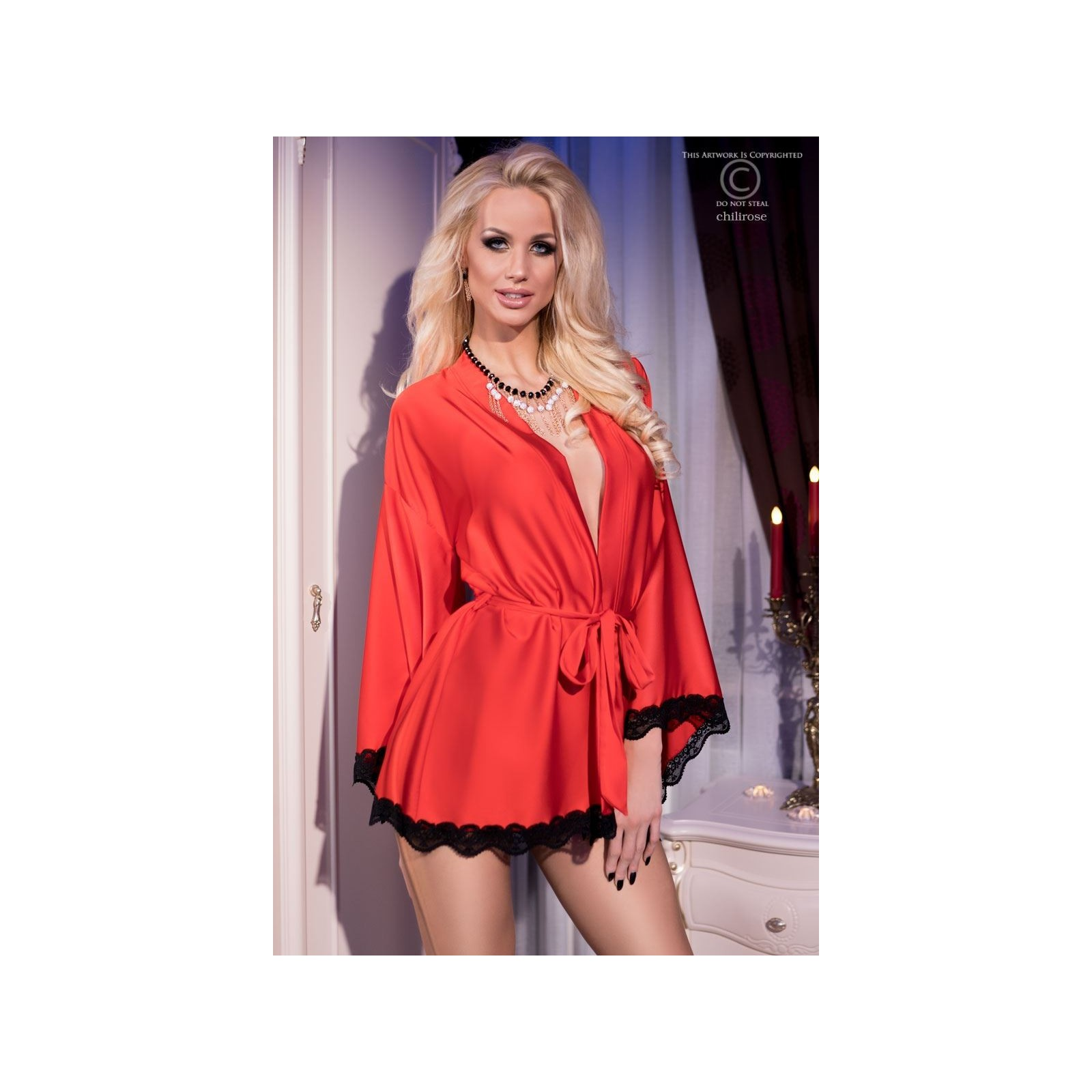 Robe CR4112 rot - 1 - Vorschaubild