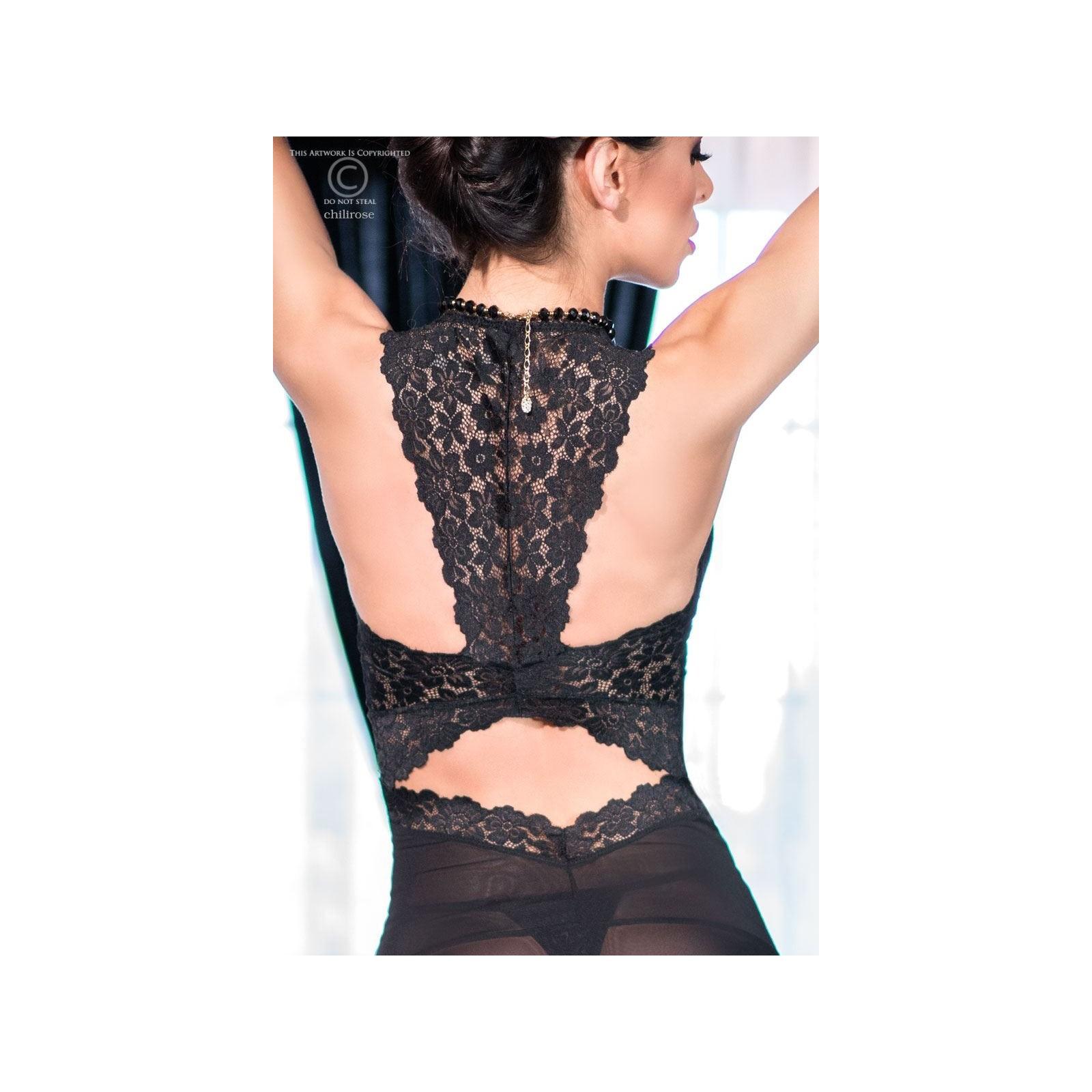 Gown CR4146 schwarz - 3 - Vorschaubild